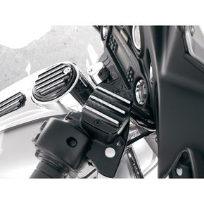 Covington Cycle City Finned Handlebar Master Cylinder Cover - C1151-B
