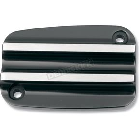 Covingtons Customs Front Black Handlebar Master Cylinder Cover - C1152-B