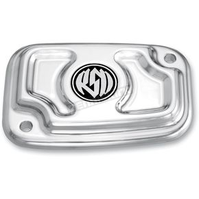 Roland Sands Design Chrome Cafe Front Brake Master Cylinder Cover - 0208-2035-CH