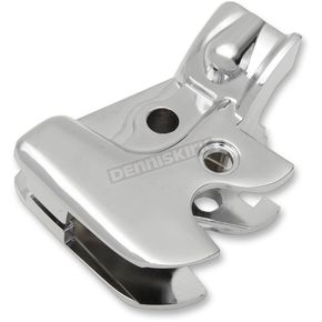Drag Specialties Chrome Clutch Lever Bracket - 0615-0271