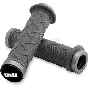 ODI Graphite ATV Xtreme Lock-On Grips - J30XTHS