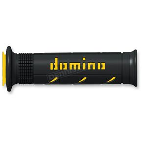 Domino Grips Black/Yellow Domino XM2 Grips - A25041C4740