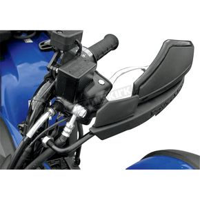 PowerMadd 34262 Black Star Series Handguards Mount Kit for Harley Davidson Motorcycle