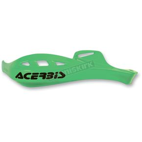 Acerbis Green Rally Profile Dirt Bike Handguards - 2205320006