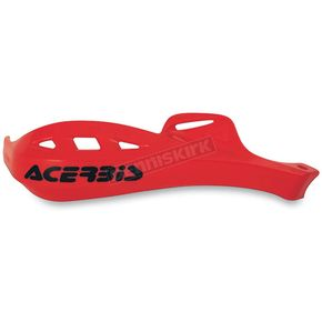 Acerbis Red Rally Profile Dirt Bike Handguards - 2205320004
