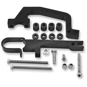 PowerMadd Sentinel Handguard Mount Kit for Snowmobile with Hayes BrakeATV and Motorcycle - 34454