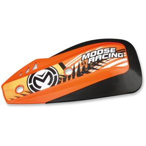 Moose Orange Podium Shields for Probend/Rebound Handguards - 0635-1110