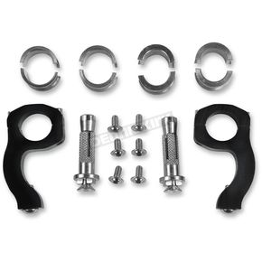 Acerbis Black Universal X-Factor Mounting Kit - 2393470001