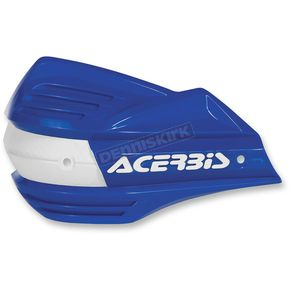 Acerbis Blue Replacement Plastic for X-Factor Handguards - 2393480003