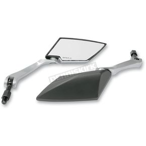 Koso North America TT-Style Mirrors - OA016KS0