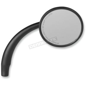 Russ Wernimont Designs Black Right Round Mirror - RWD-50105