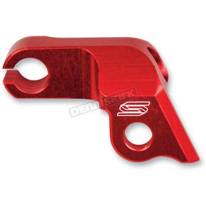 Scar Red Motocross Clutch Cable Guide - CCG200