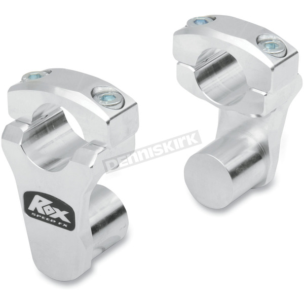 ROX Speed FX 2 in. Pivoting Handlebar Risers for 1 1/8 in. Handlebars - 1R-P2PP