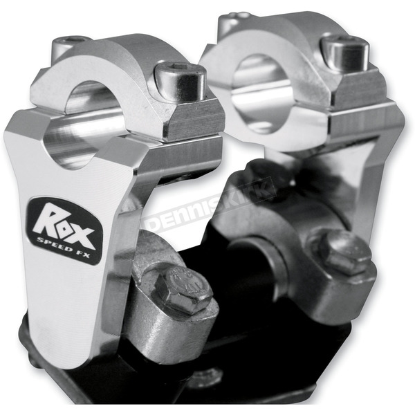 ROX Speed FX Pivoting Risers for 7/8 in. Handlebars - 1R-P2SSN