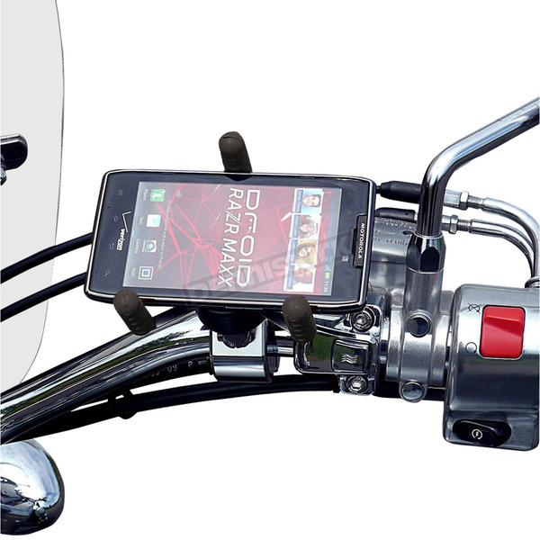Leader Tri-Grip Phone/GPS Mount - ETG-CH
