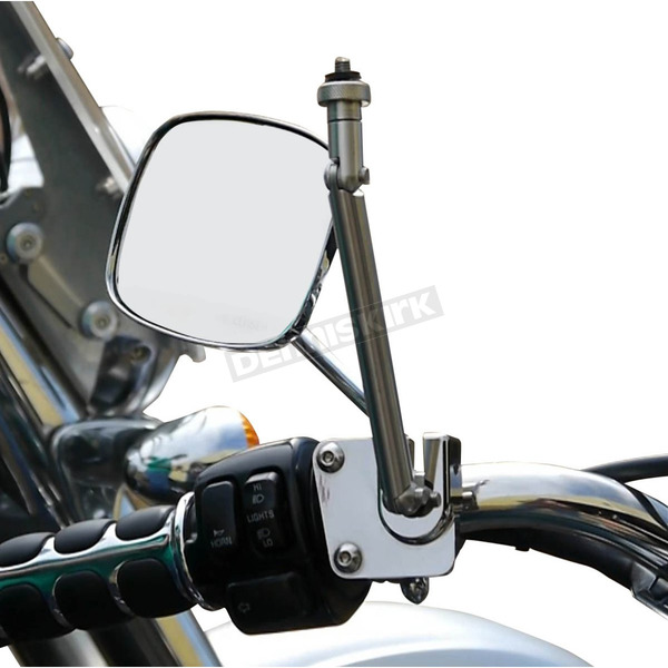 Leader Original DeluxeCam Motorcycle Camera Mount - CAM-HD