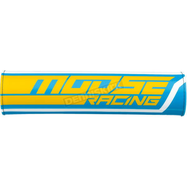 Moose Blue/Yellow Mini Crossbar Pad - 0603-0623