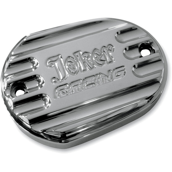 Joker Machine Joker Racing Chrome Front Master Cylinder Cover - 10-381C
