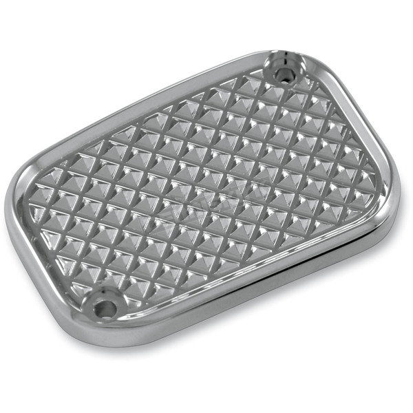 Thunder Cycle Designs Chrome Master Cylinder Cover - TC-970