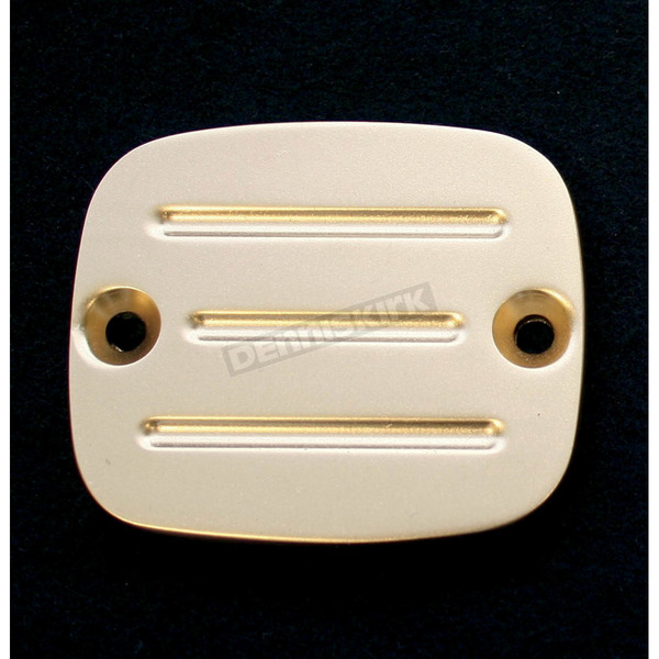 Accutronix Master Cylinder Cover w/Milled Lines - C122-M5