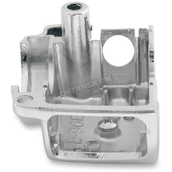 Drag Specialties Left Side Lower Switch Housing w/o Radio or Cruise Switch Openings - 0616-0110