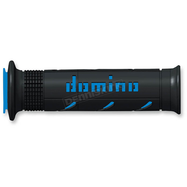 Domino Grips Black/Blue Domino XM2 Grips - A25041C4840