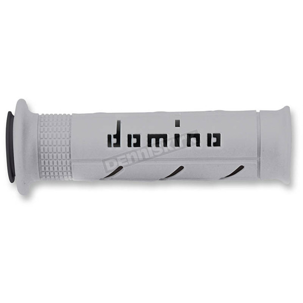 Domino Grips Grey/Black Domino XM2 Grips - A25041C4052