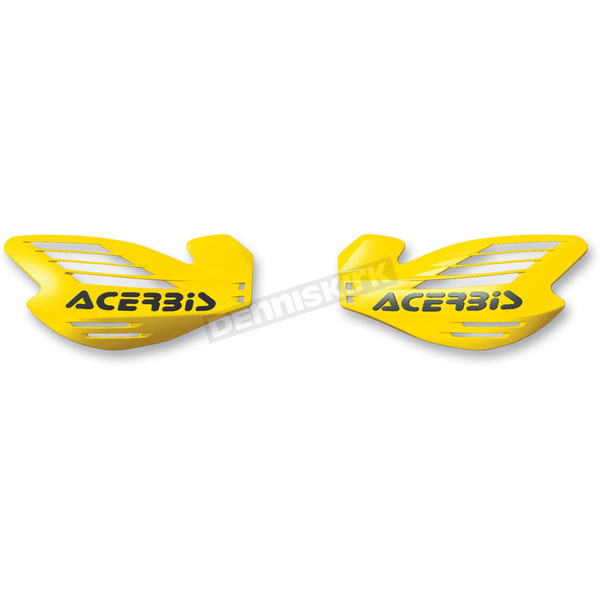 Acerbis Yellow X-Force Handguards - 2170320005