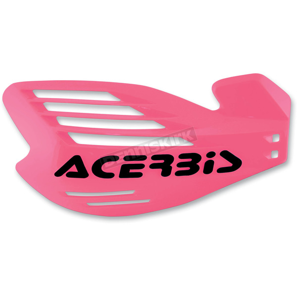 Acerbis Pink X-Force Handguards - 2170320026