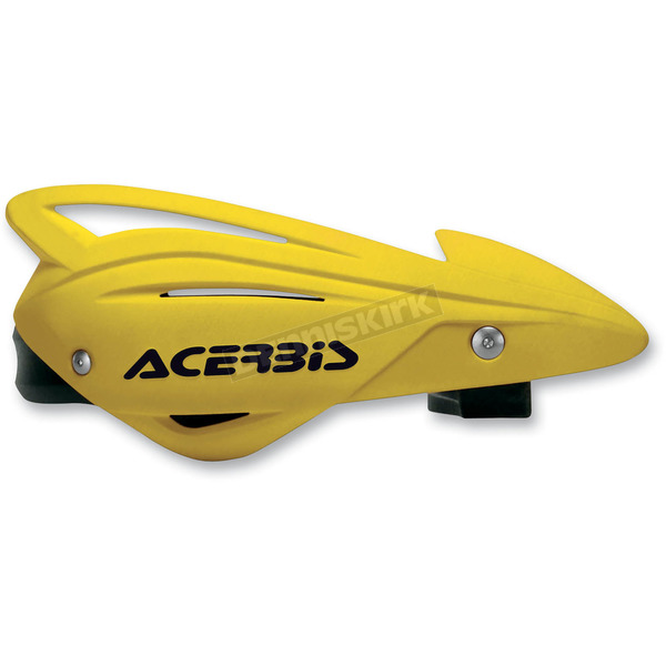 Acerbis Yellow Tri Fit Handguards - 2314110005