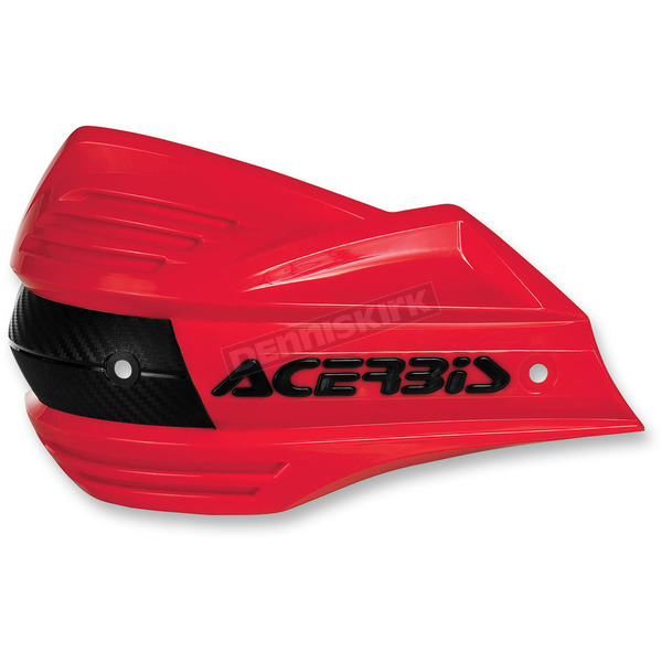 Acerbis Red Replacement Plastic for X-Factor Handguards - 2393580004