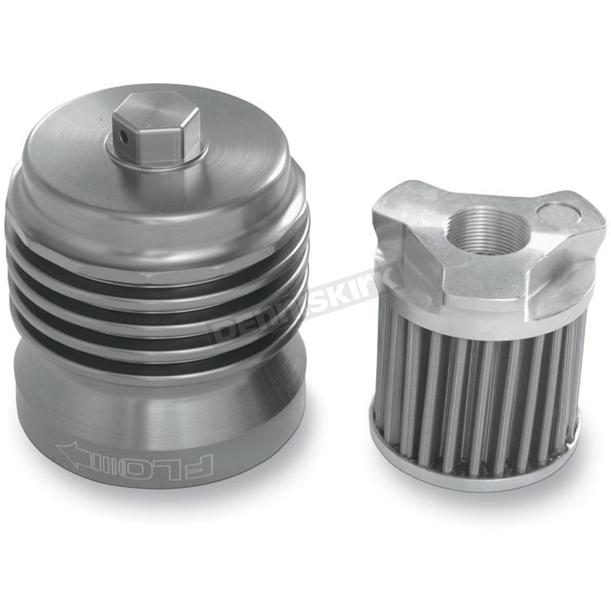 Stainless Steel Reusable Spin On Oil Filter Pcs1