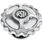 Chrome Gear Drive Billet Aluminum Gas Cap - 0210-2006-CH