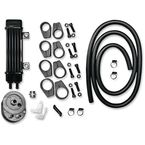 SlimLine 6-Row Vertical Frame-Mount Oil Cooler Kit  - 750-1200