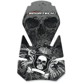 Sportech Royal Black Tank Pad - 42101019