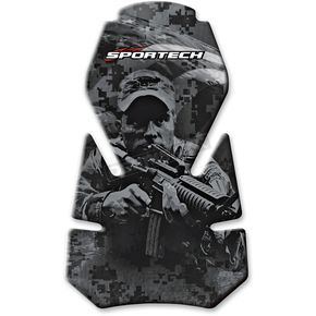 Sportech Warrior Tank Pad - 4210-1023