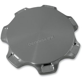 Joker Machine Smooth Clear Anodized Gas Cap - 09040SS