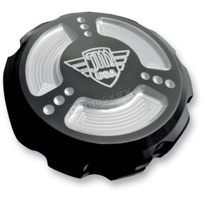 Joker Machine Black JM U.S.A. Gas Cap - 10-440B