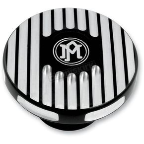 Performance Machine Contrast Cut Grill Custom Gas Cap - 02102024GRLBM