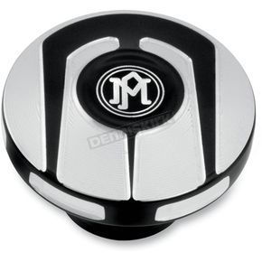 Performance Machine Contrast Cut Scallop Custom Gas Cap - 02102024SCABM