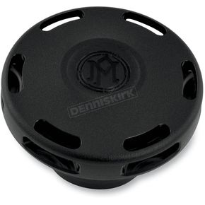 Performance Machine Black Ops Apex Custom Gas Cap - 02102024APXSMB