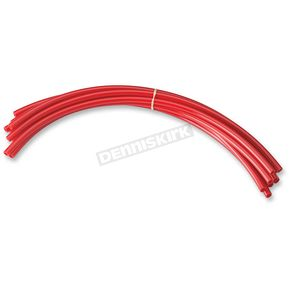 Red Fuel Cap Vent Hose - 0703-0728