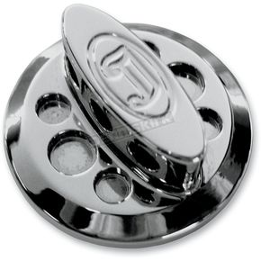 Joker Machine Chrome Oil Filler Plug - 09-025C