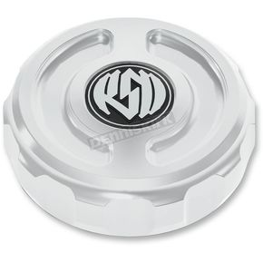 Roland Sands Design Chrome Cafe Oil Filler Cap - 0203-2011-CH