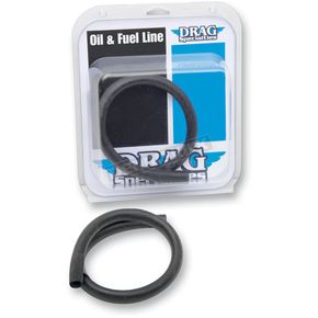 Drag Specialties 1/2 in. Fuel/Oil Line - 0711-0196