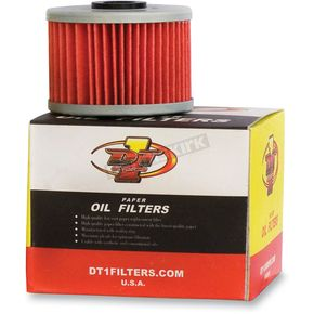 DT 1 Racing Oil Filter - DT1-DT-09-20
