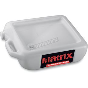 Matrix M28 Oil Drain Pan - M28-100