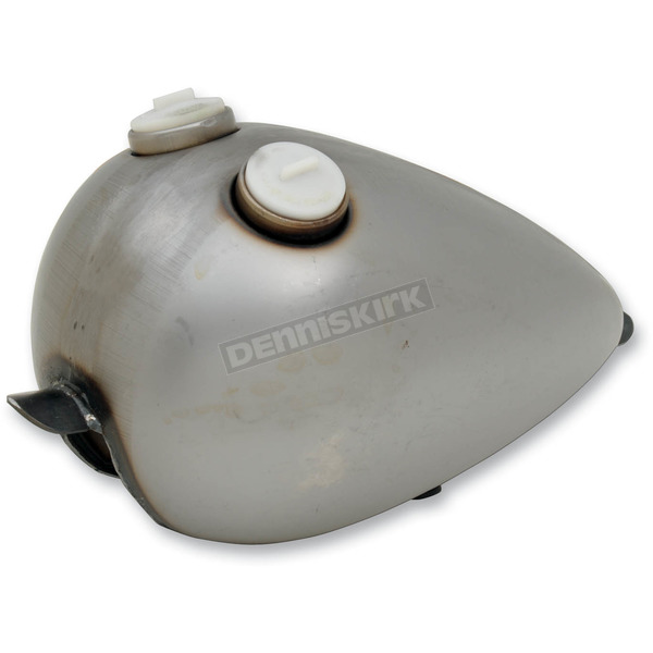 Drag Specialties Wasp Style Double Cap Gas Tank - 0701-0706