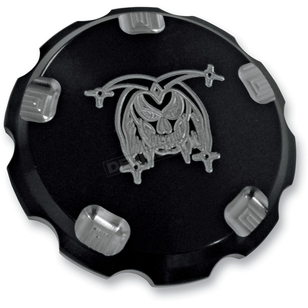 Joker Machine Black Joker Gas Cap - 10-441B
