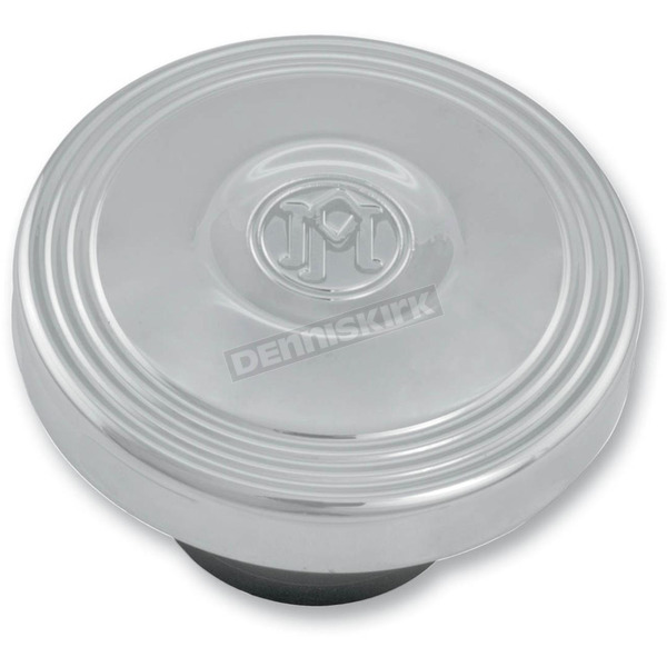 Performance Machine Chrome Merc. Custom Dummy Gas Cap - 02102019MRCCH
